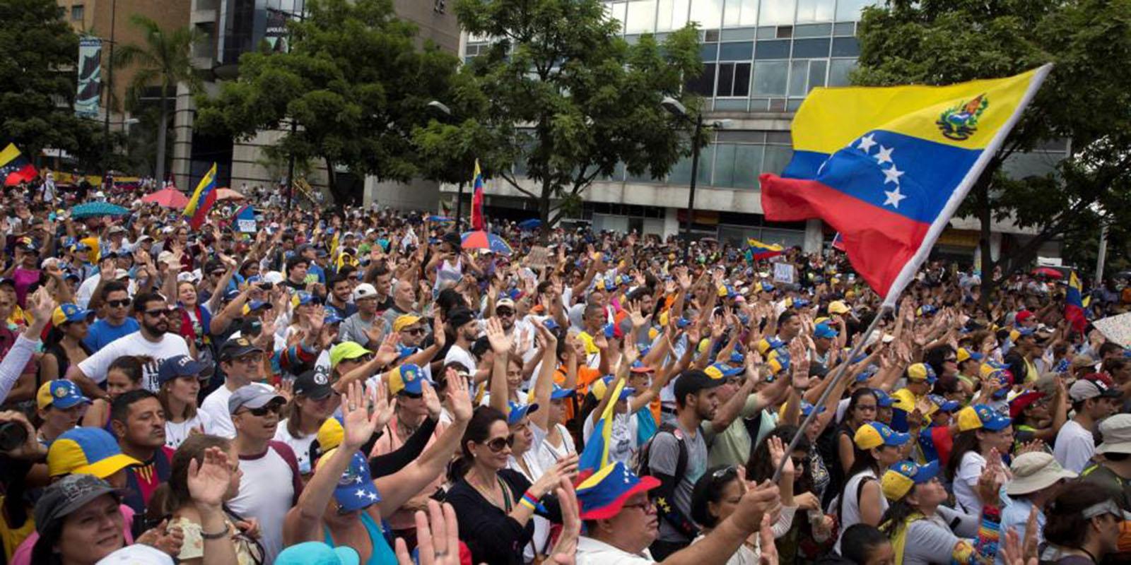 Partido de Leopoldo López rechaza participar en presidenciales venezolanas