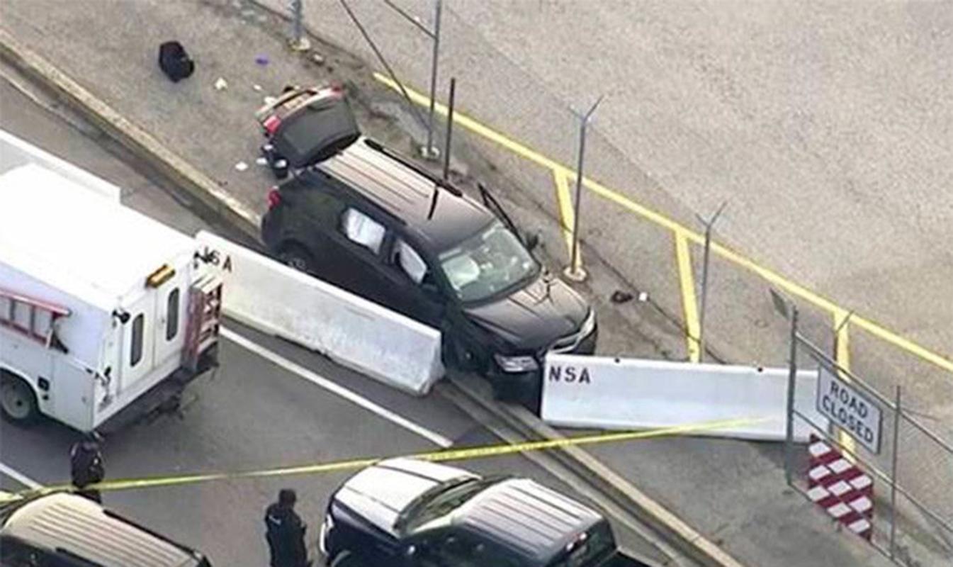 Un herido en un tiroteo frente a la agencia de inteligencia NSA en EEUU