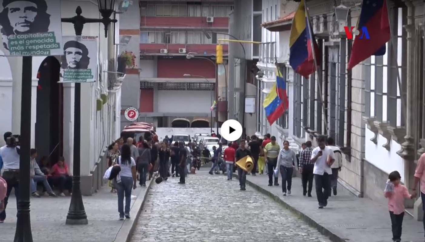 """Venezuela lanza el """"Petro"""""""