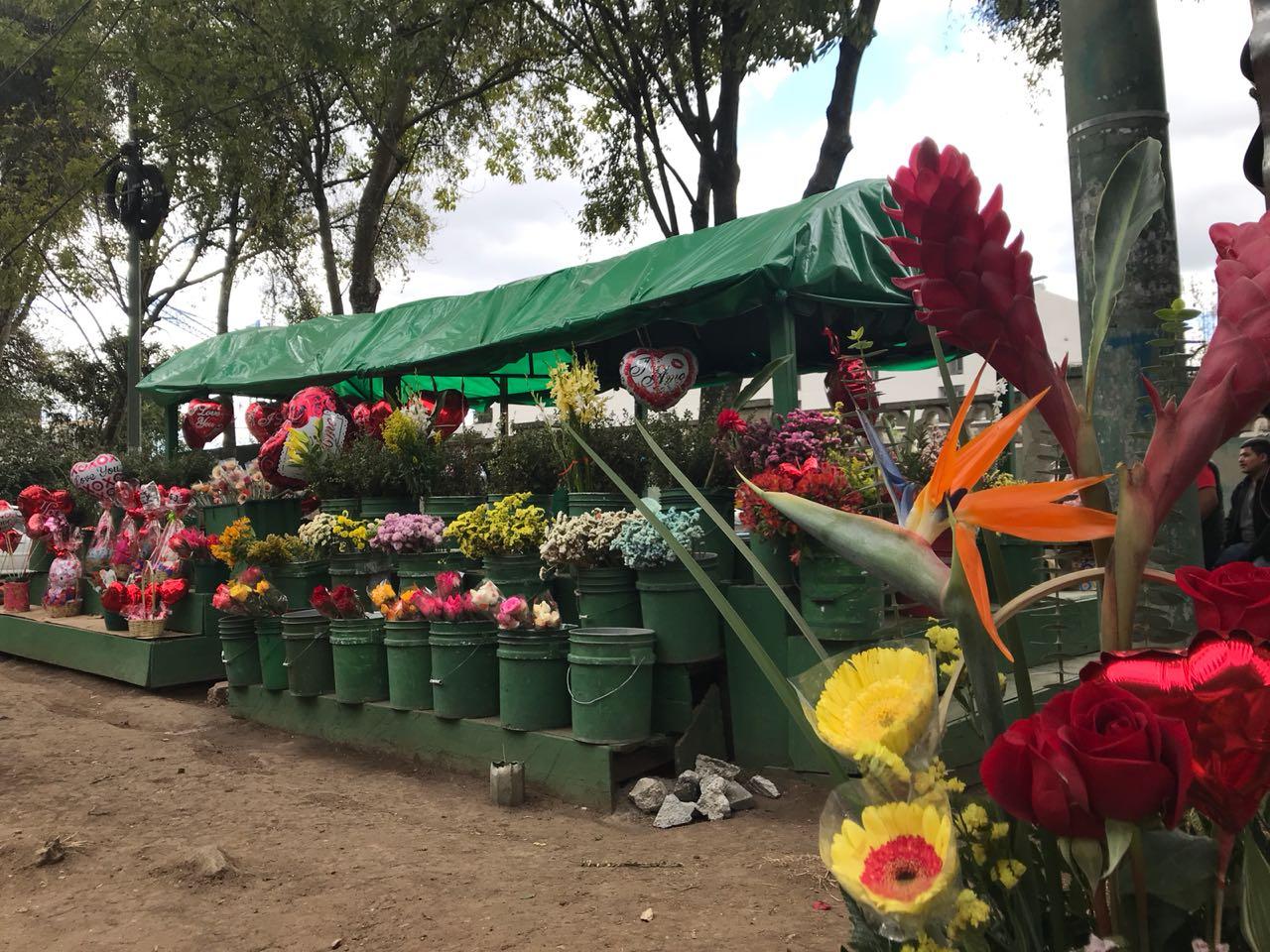 Venta de flores EU Emisoras Unidas Guatemala