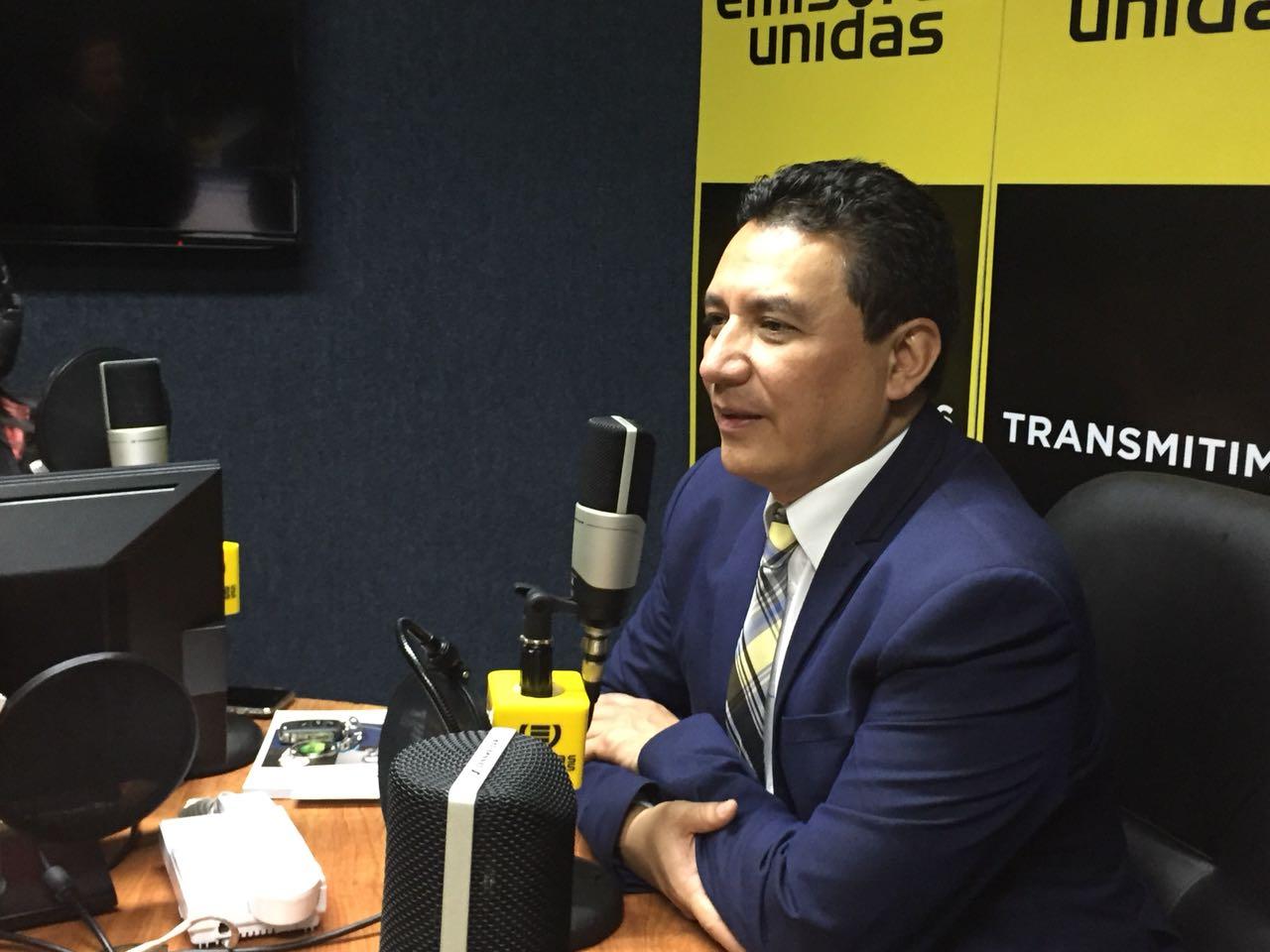 Director del Inguat EU Emisoras Unidas Guatemala