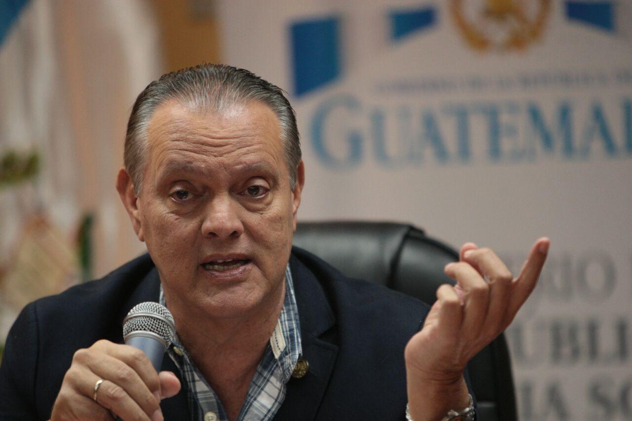Carlos Soto EU Emisoras Unidas Guatemala
