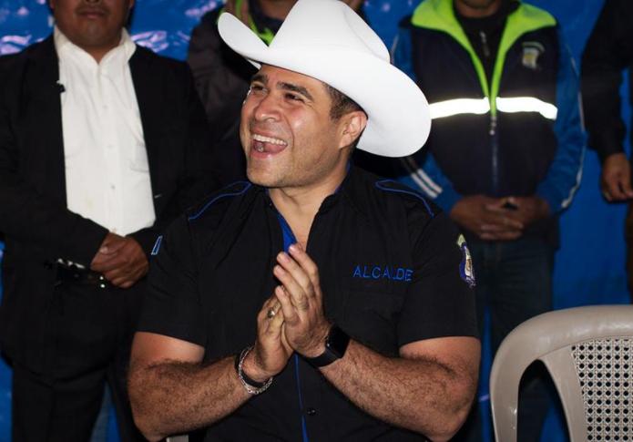 Neto Bran EU Emisoras Unidas Guatemala