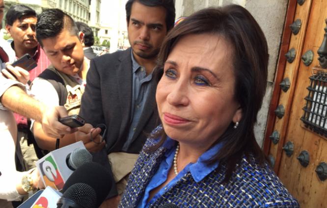 Sandra Torres EU Emisoras Unidas Guatemala