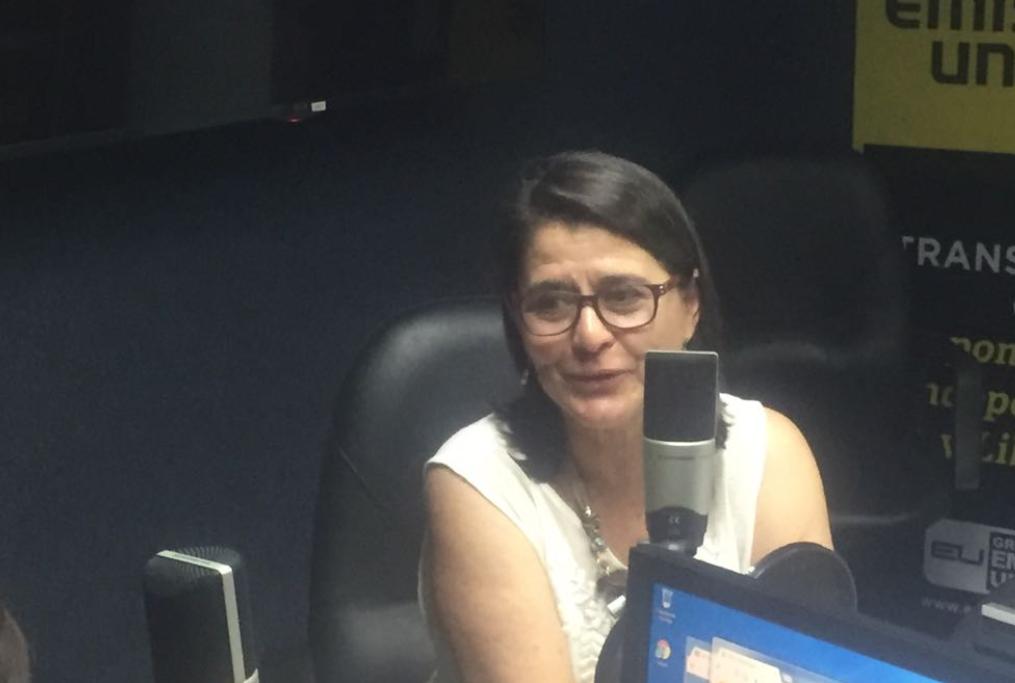 Sandra Muralles EU Emisoras Unidas Guatemala