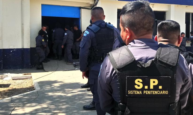 Traslado de oficinas de Presidios EU Emisoras Unidas Guatemala