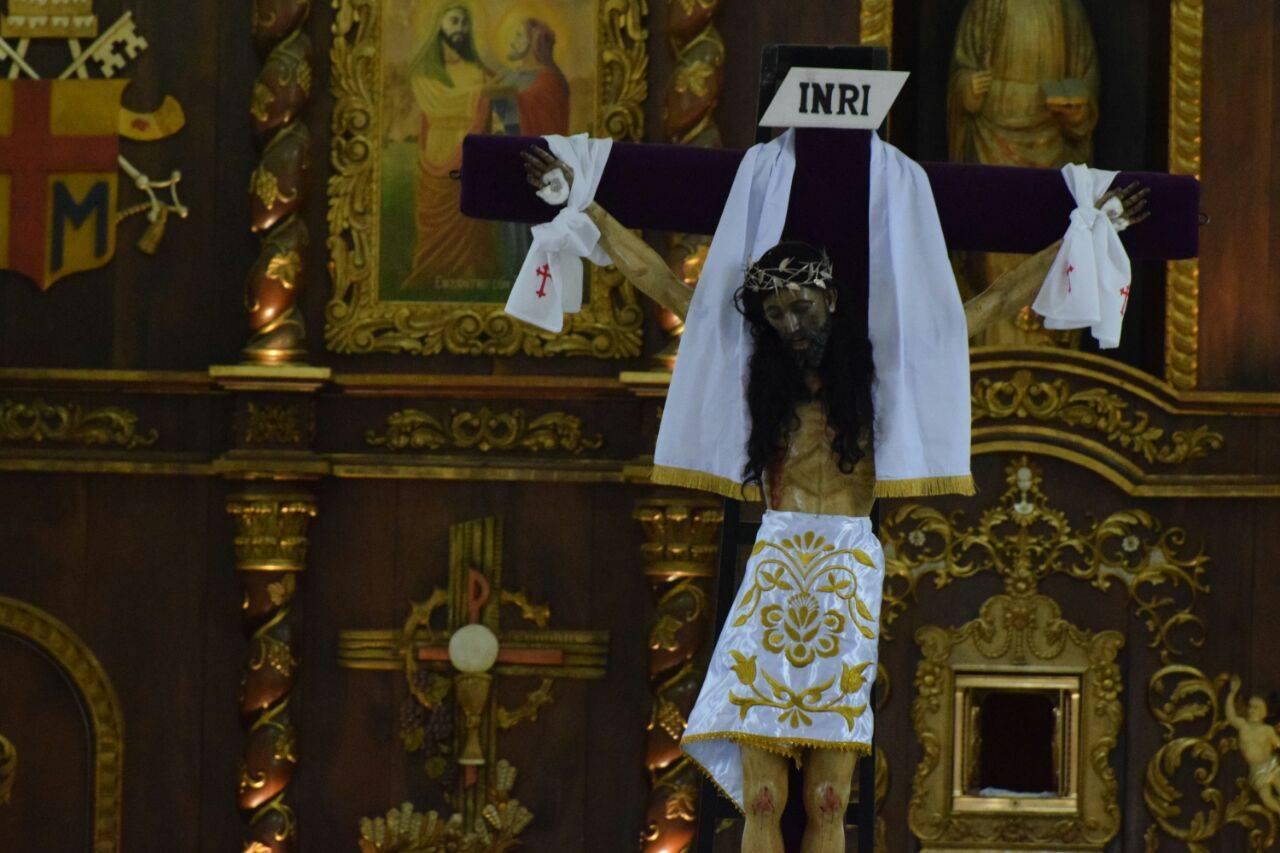 Cristo Sepultado de La Paz de Mazatenango EU Emisoras Unidas Guatemala