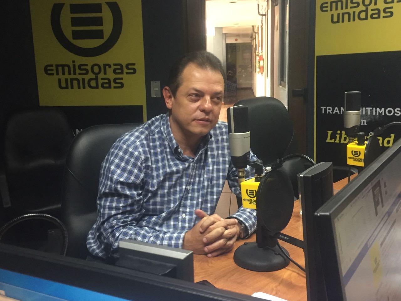 Oscar Molliner EU Emisoras Unidas Guatemala