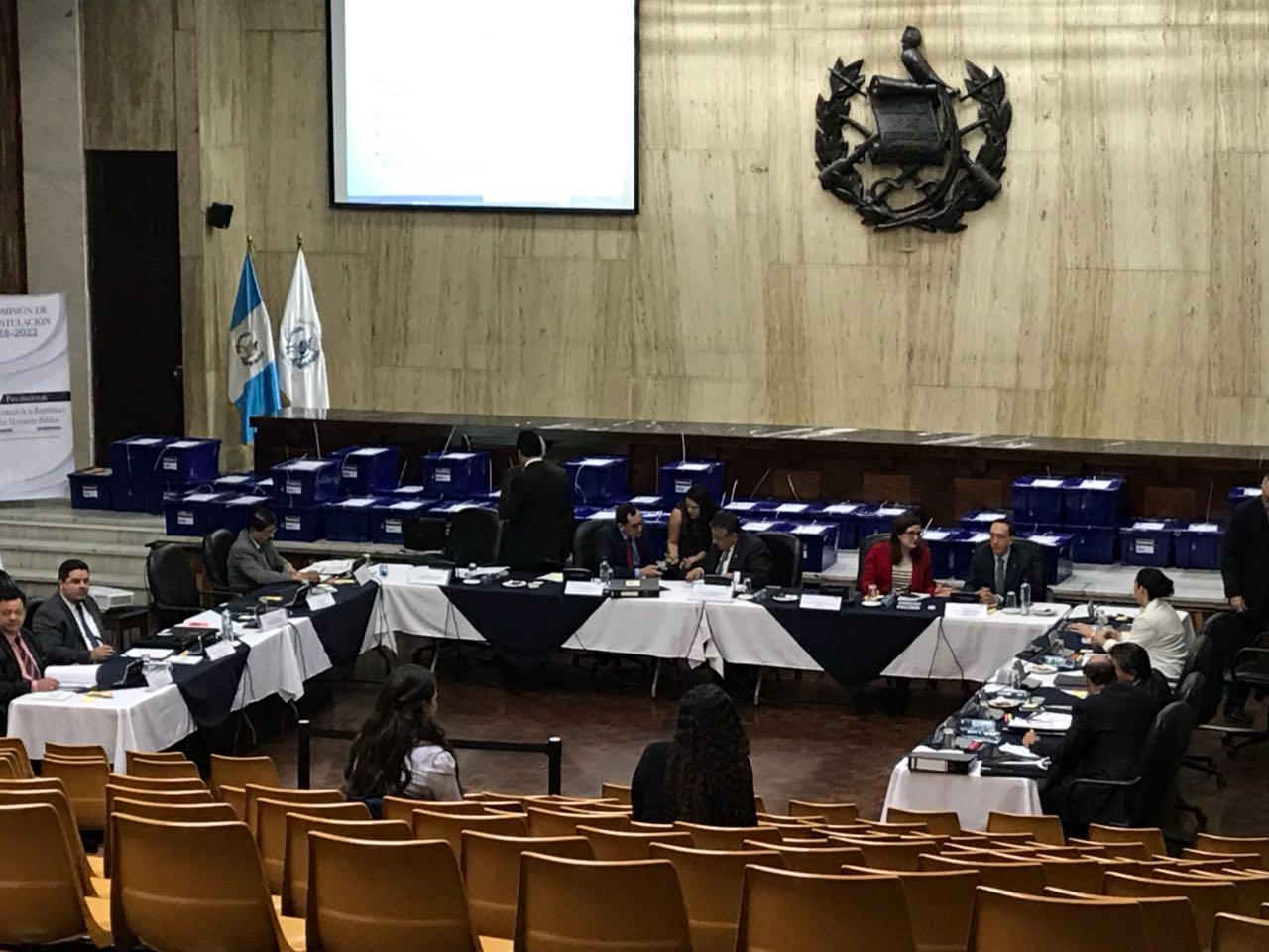 Proceso de elección de Fiscal General EU Emisoras Unidas Guatemala