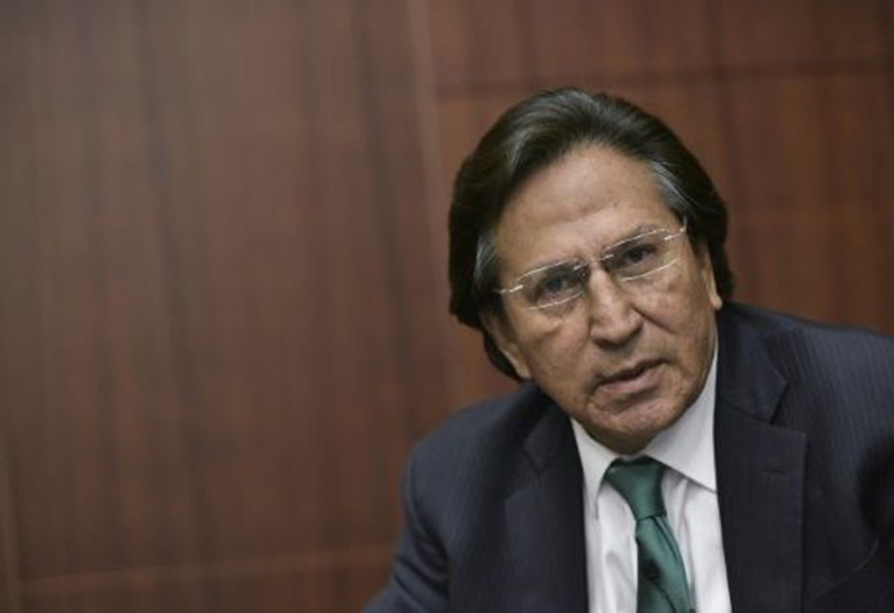 Corte Suprema de Perú analiza solicitud para extraditar a Toledo desde EEUU