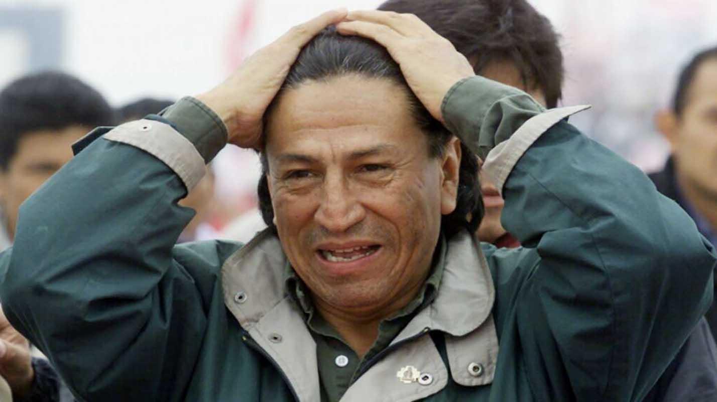 Corte Suprema peruana aprueba pedir a EEUU extradición de expresidente Toledo