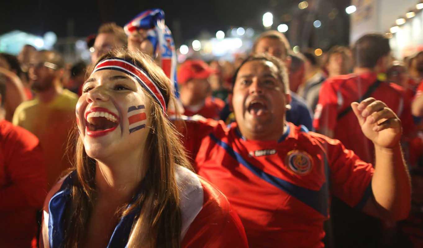 """Costa Rica es el país """"más feliz"""" de Latinoamérica"""