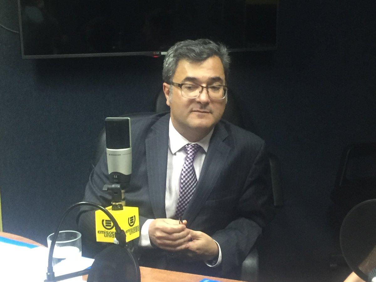 Carlos Carrera EU Emisoras Unidas Guatemala