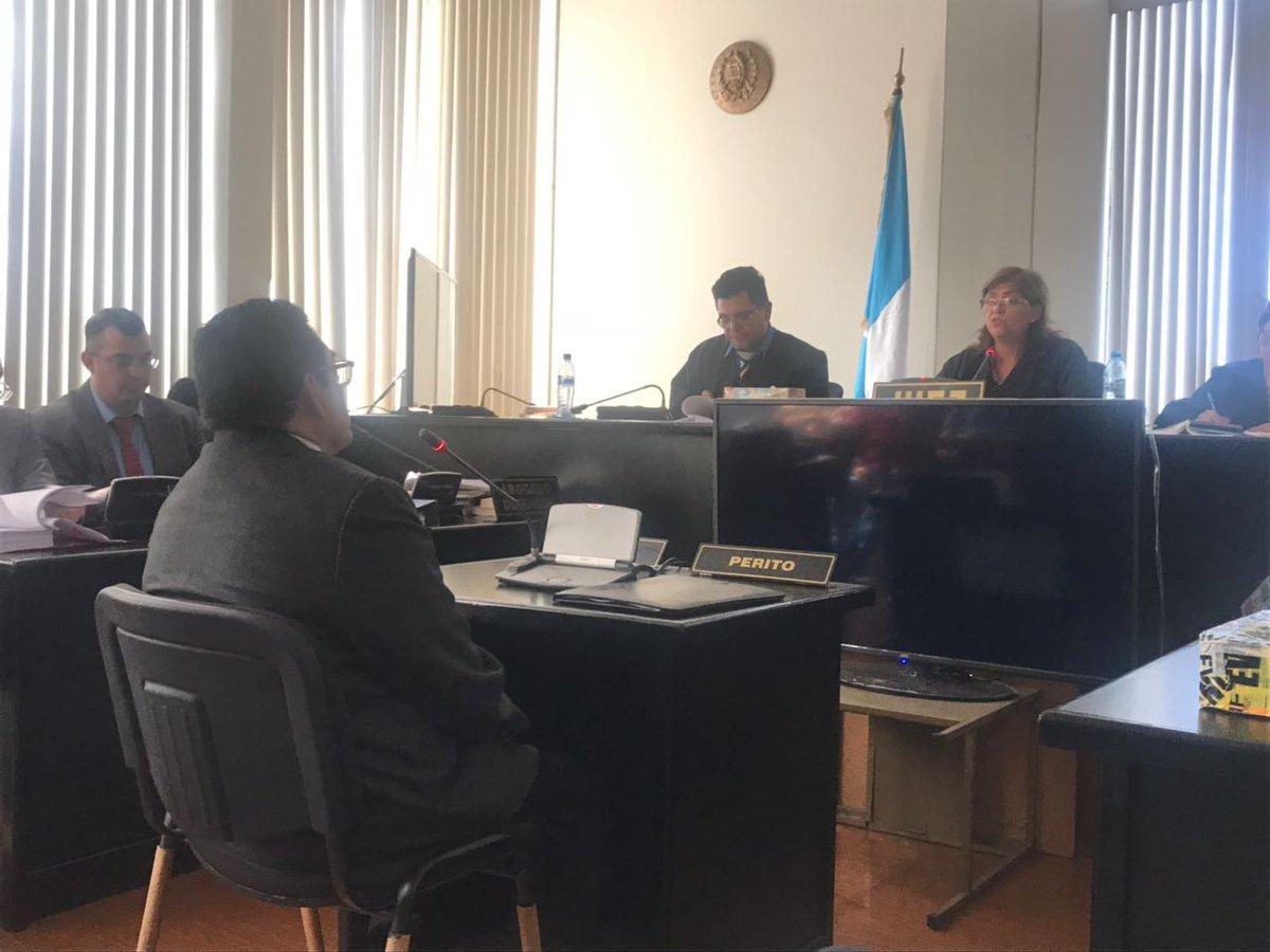 Juicio contra la Patrona EU Emisoras Unidas Guatemala