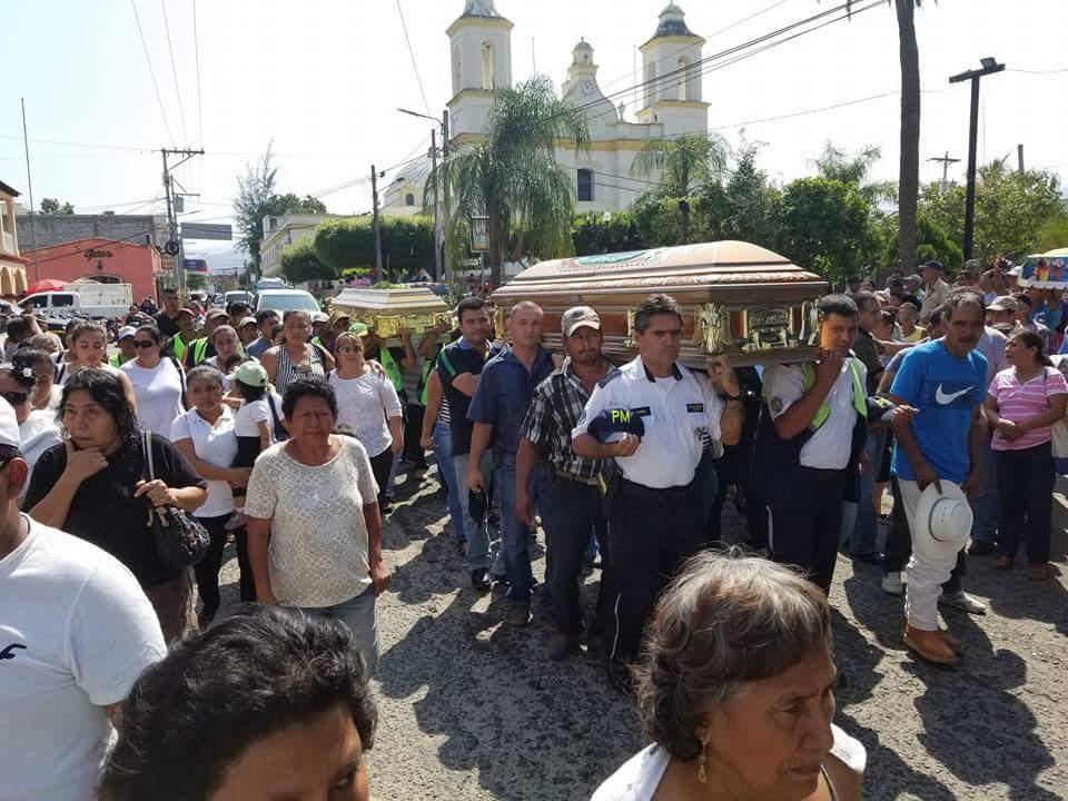 Muertes de autoridades municipales EU Emisoras Unidas Guatemala