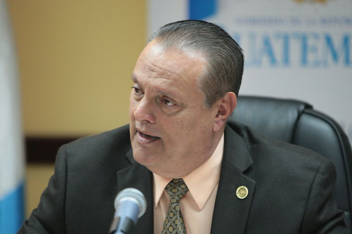 Ministro de Salud Carlos Soto EU Emisoras Unidas Guatemala