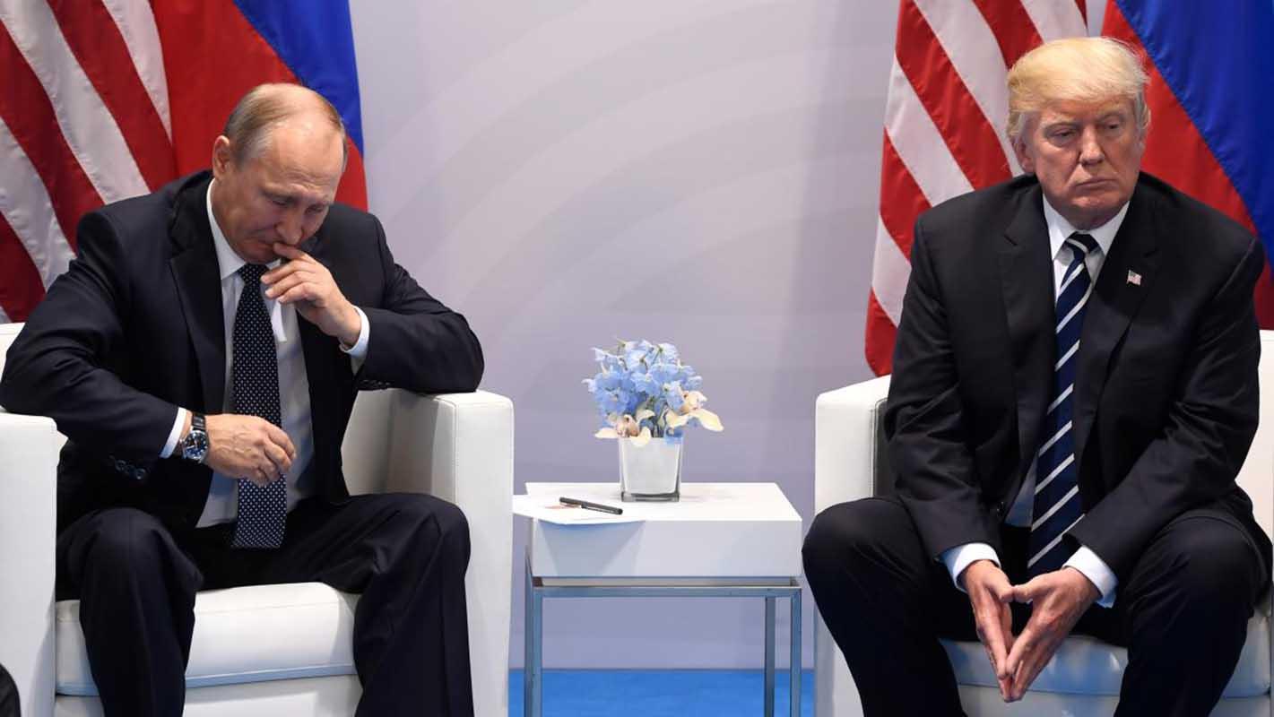 EEUU sanciona a rusos por presunta inteferencia en elecciones de 2016