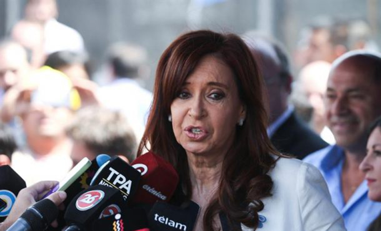 Elevan a juicio oral causa contra expresidenta argentina Cristina Fernández