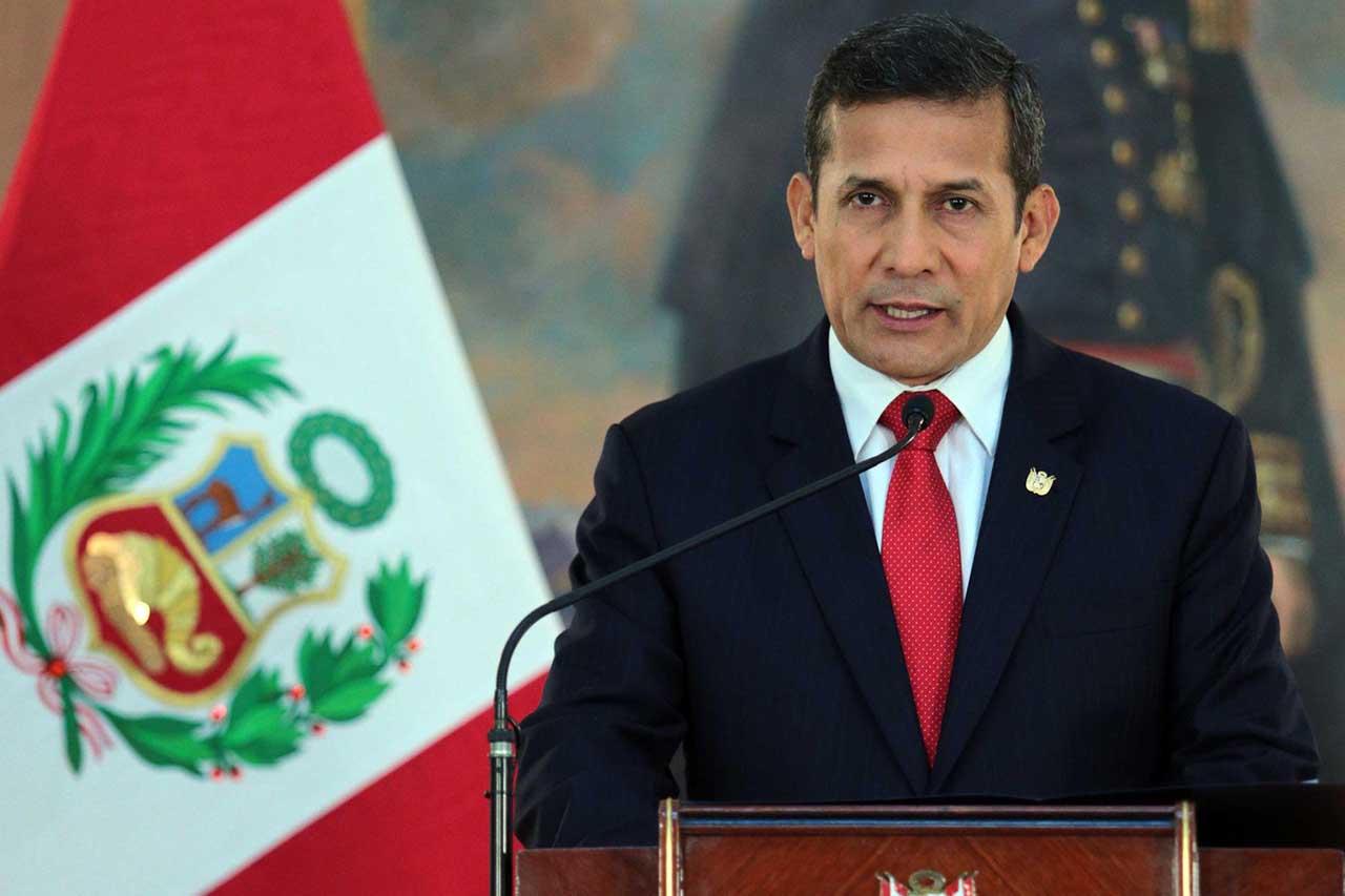 """Expresidente Humala dice que su detención es producto de """"venganza y odio"""""""