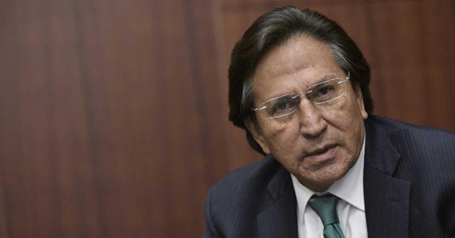 Expresidente Toledo reitera que no ha recibido dinero de Odebrecht