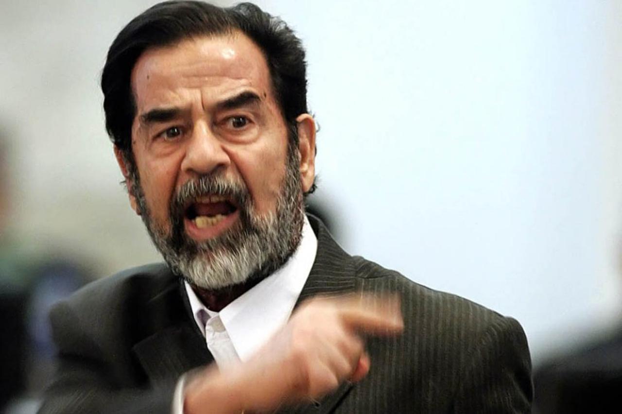 Irak ordena incautar bienes de Sadam Husein y exdignatarios del régimen
