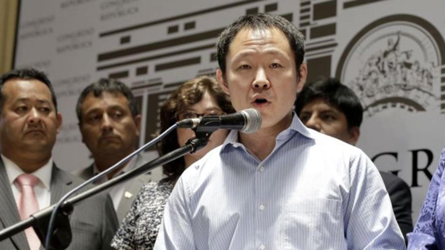 Kenji Fujimori renuncia al partido que lidera su hermana Keiko en Perú