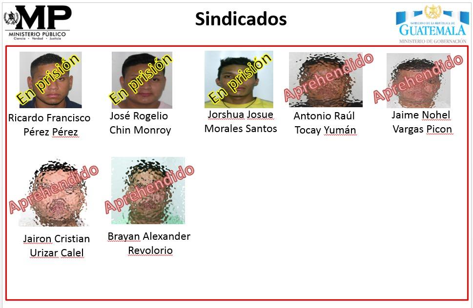 Capturas por muerte de exmagistrado EU Emisoras Unidas Guatemala