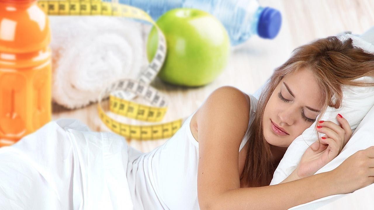 Resultado de imagen para dormir bajar de peso
