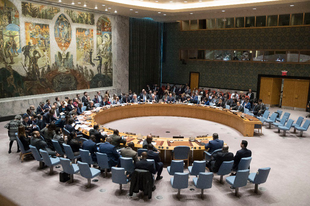 Consejo de Seguridad de Siria