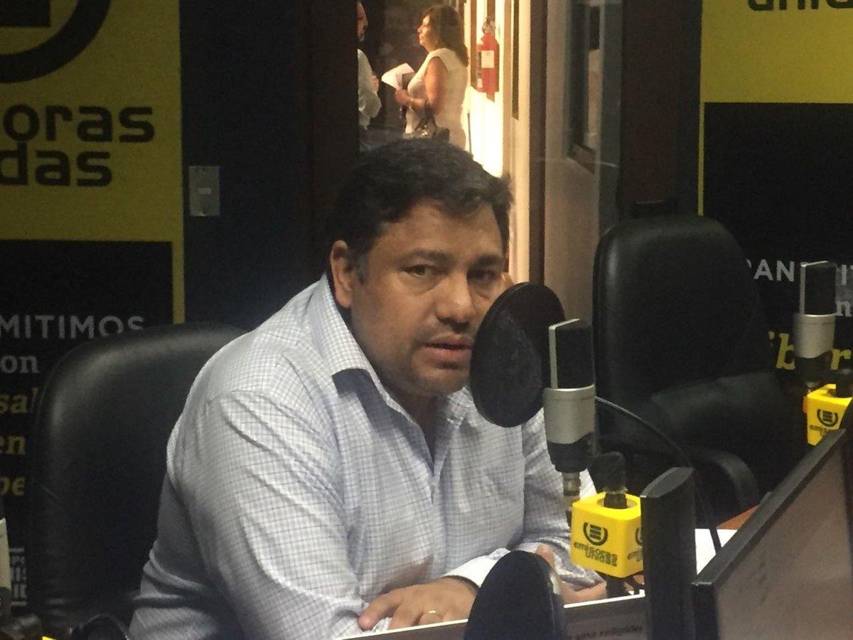 Carlos Mendoza, investigador de Diálogos.