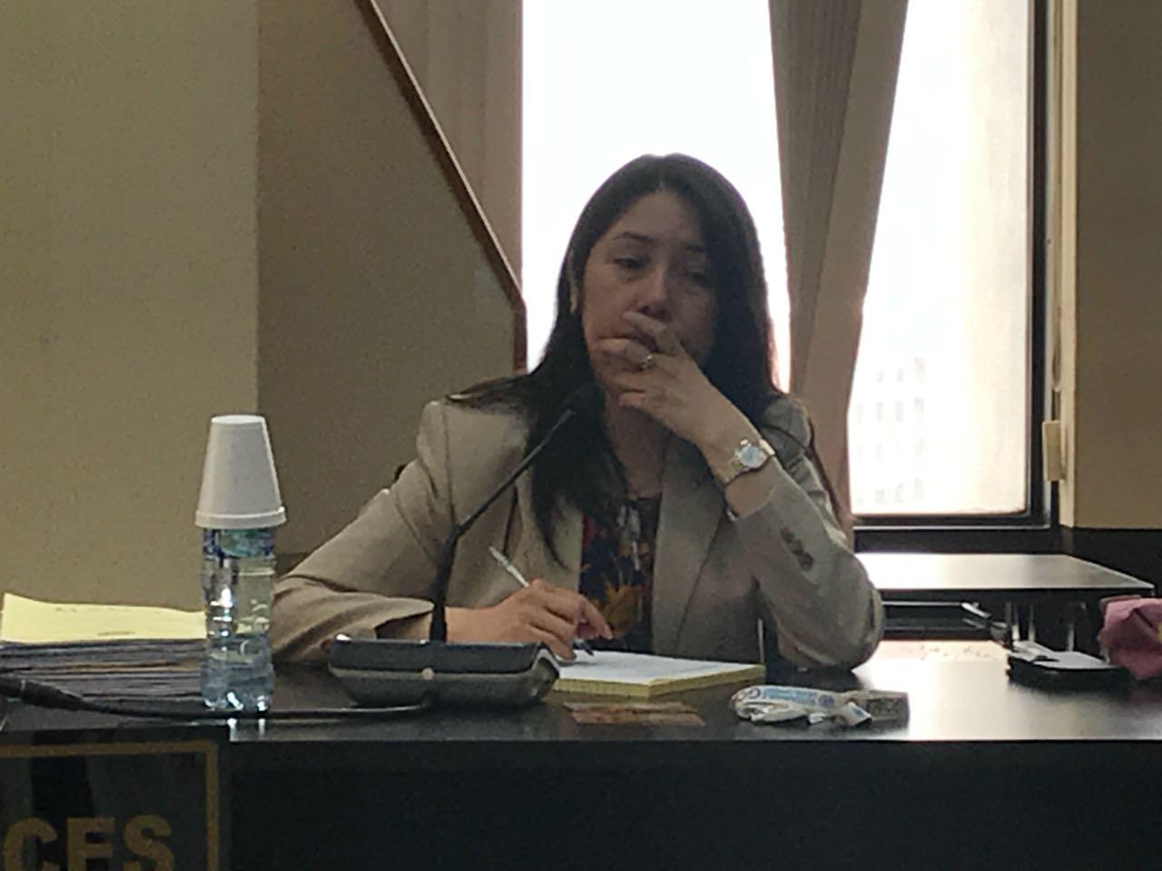 Juez Ericka Aifán