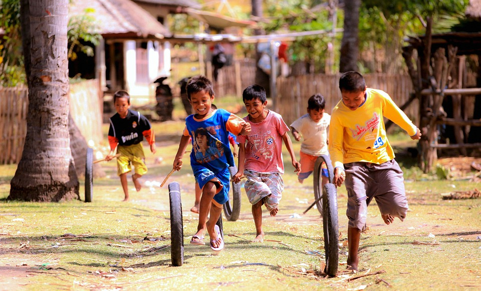 Celebración día del niño Guatemala