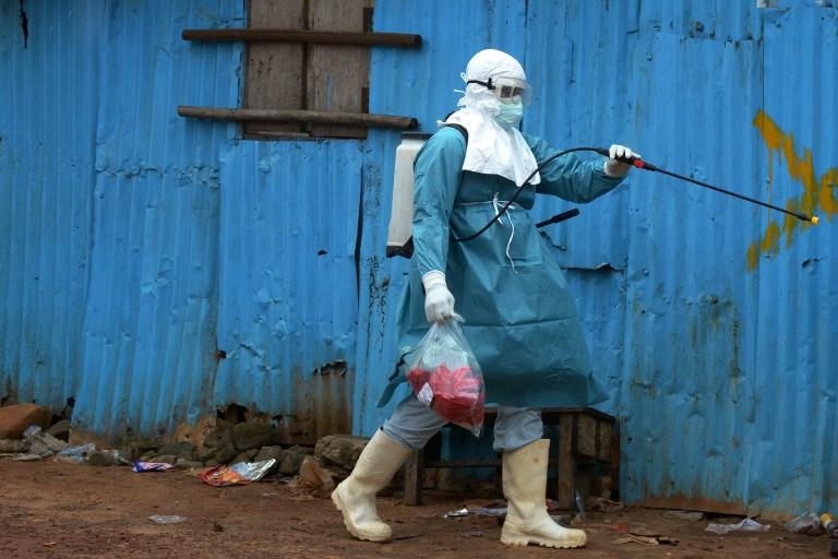 ébola prueba 30 minutos Estados Unidos
