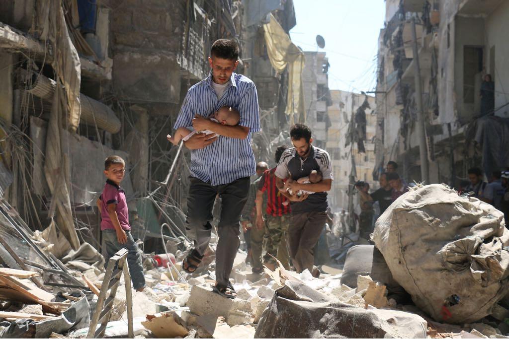 Foto de Siria