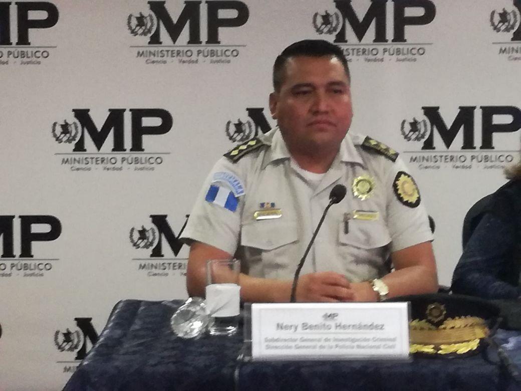 Nery Benito Hernández