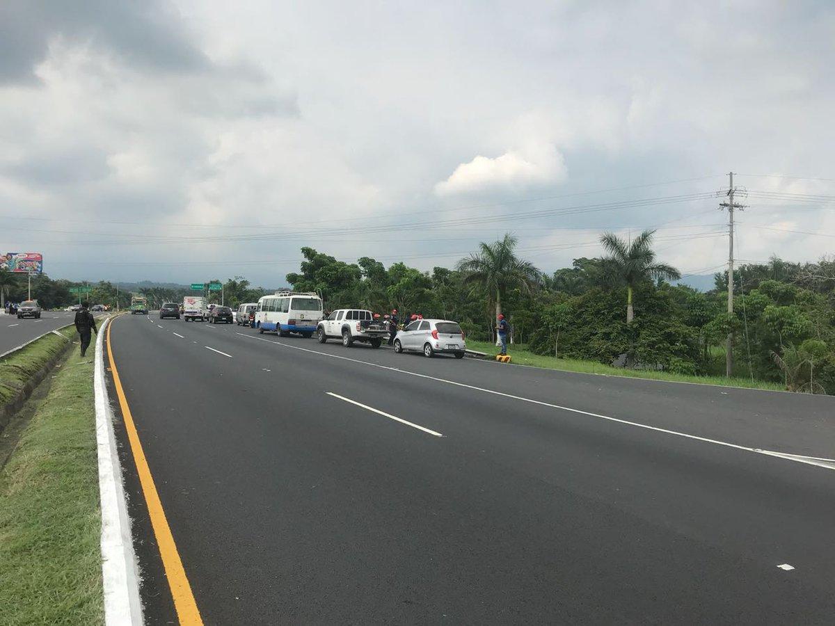 Autopista Palín-Escuintla