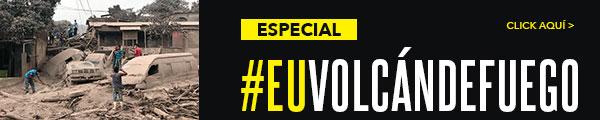 Especial #EUVolcanDeFuego