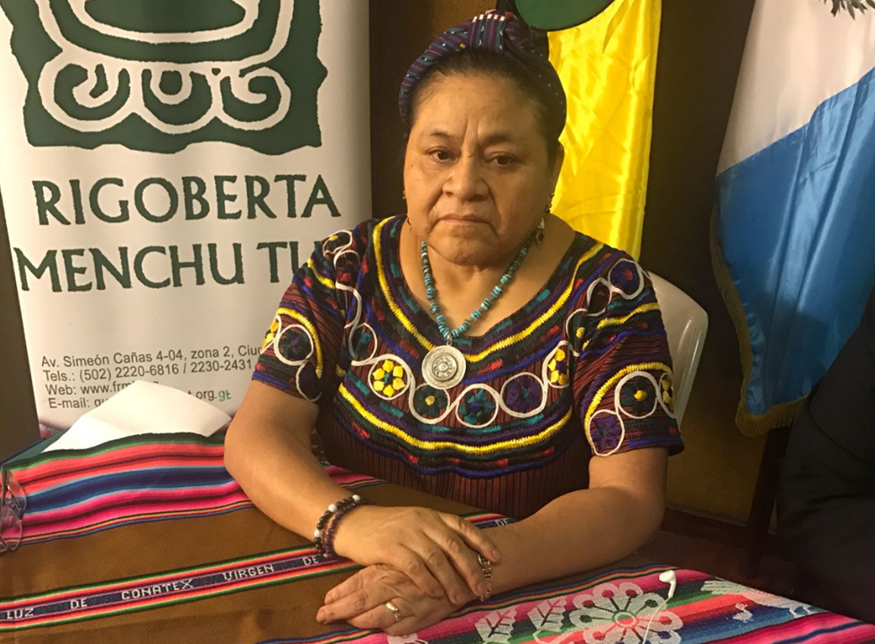 Rigoberta Menchú Tum