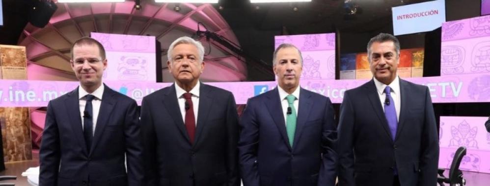 Cierre de campaña en México