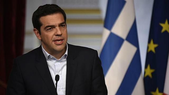 El primer ministro griego Alexis