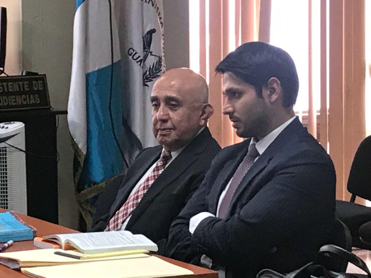 Exmagistrado de CSJ, Gustavo Mendizábal