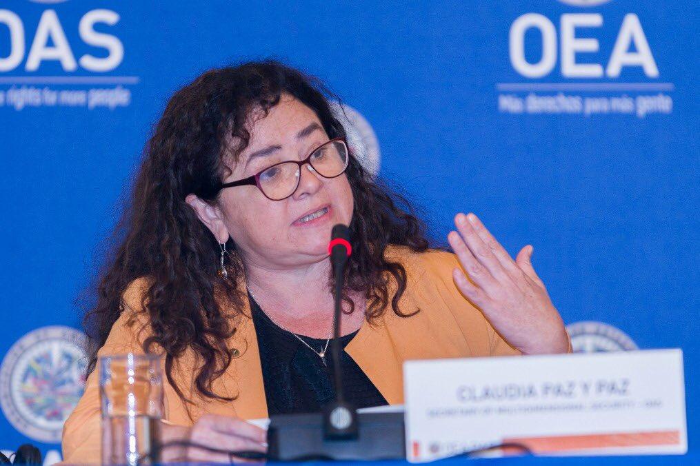 Claudia Paz y Paz