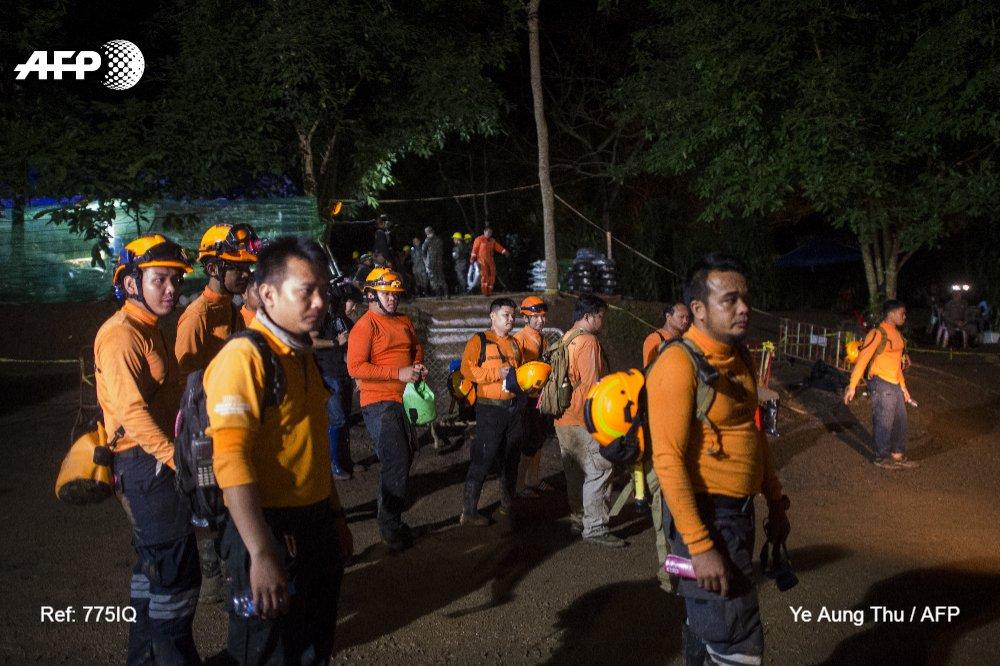 Socorrista muere en operación de rescate