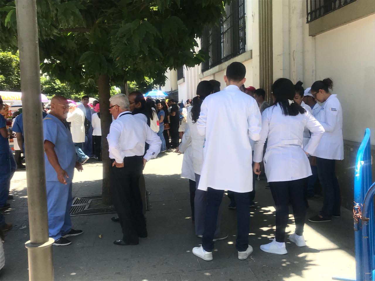 médicos propuesta salarial