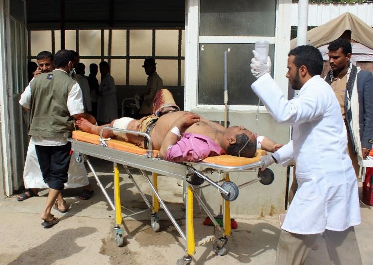 Ataque a bus en Yemen