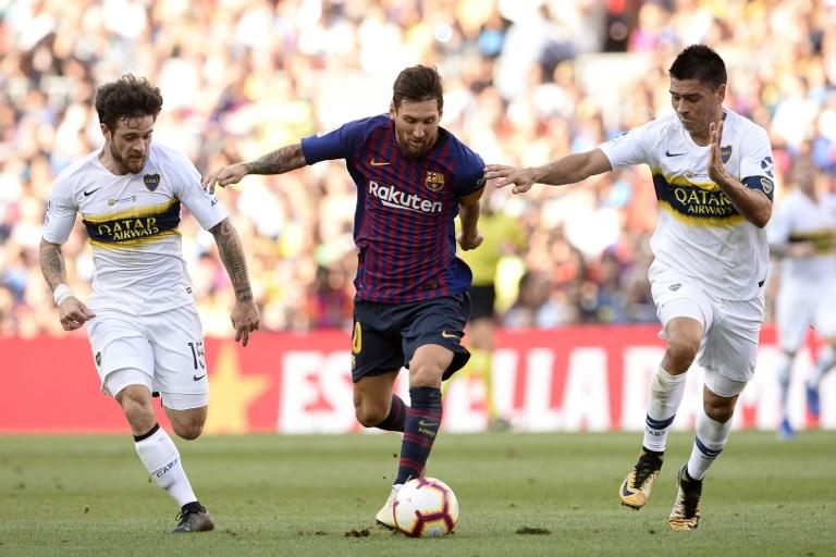 cláusula secreta contrato Lionel Messi BARCELONA