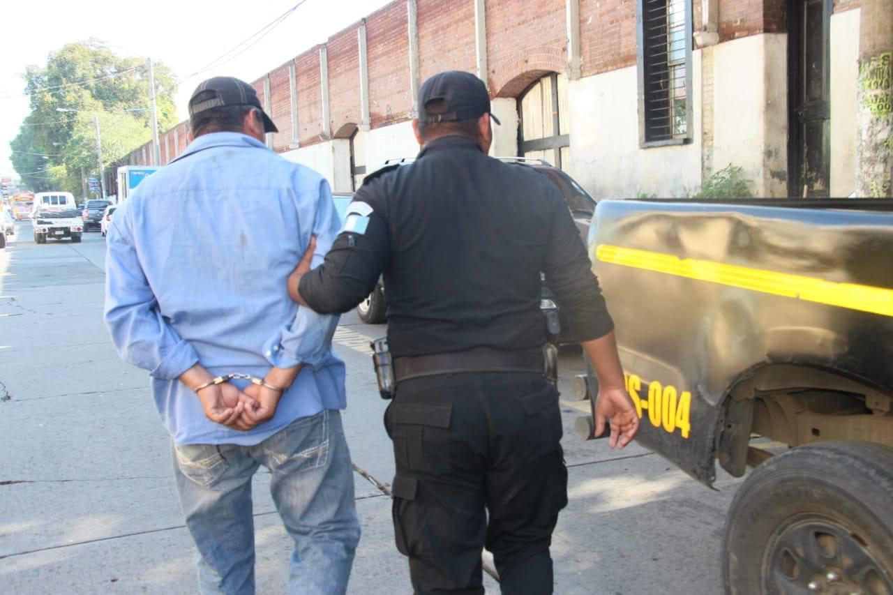 Violencia Policía Masagua Escuintla Emisoras Unidas