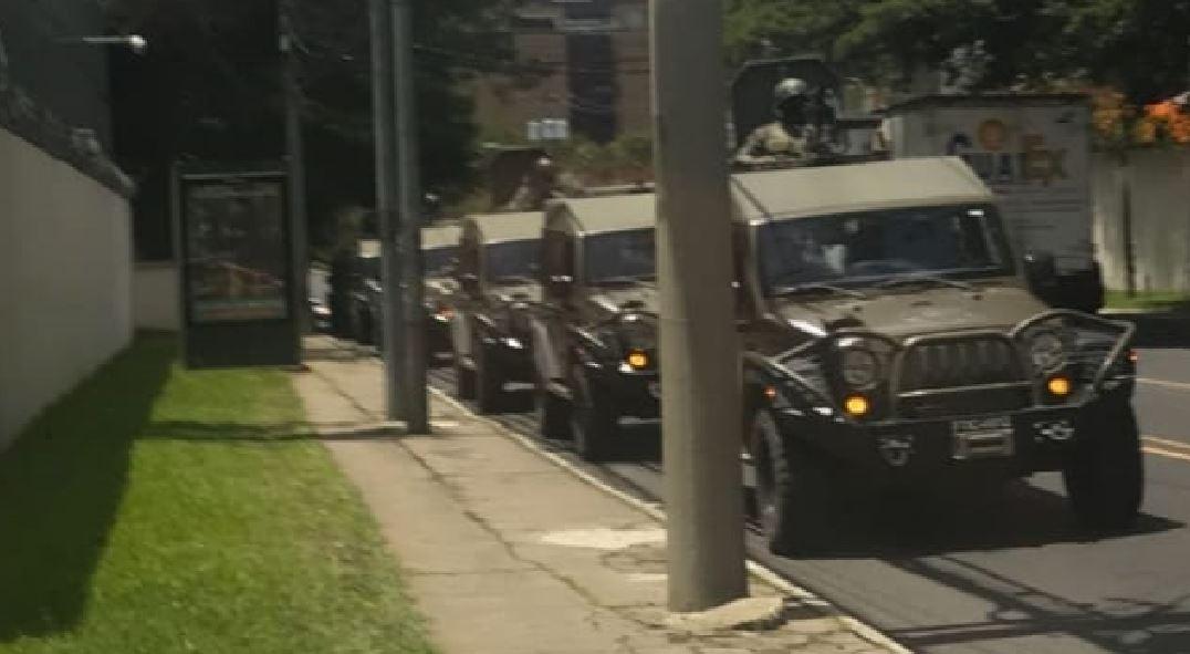 CICIG-Ejército Guatemala Emisoras unidas