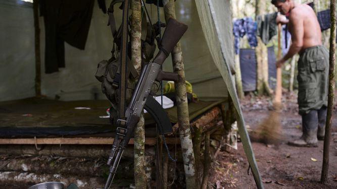 Colombia muertes por conflicto