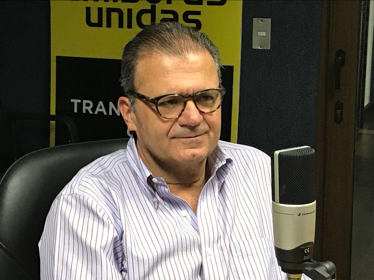 Mariano Beltranena en Sobremesa